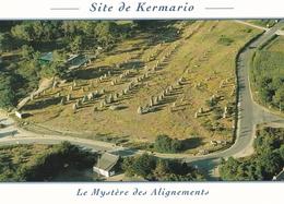 France Carnac Site De Kermario Postcard Unused Good Condition - Vannes