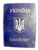 Passport Ukraine 2000 - Documents Historiques