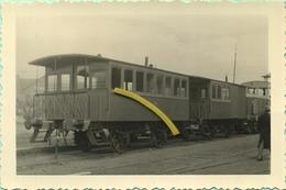 TRAM :   OVERIJSE    :9 X 6 Cm ( See Detail ) - Trains