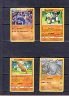 POKEMON  Lot De 24 Cartes  Série  PV   100-110-120-130-140-150- Niveau 1 Et 2 Et Base    En Excellent état - Pokemon