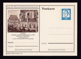 Bund P 81  29/215 Osnabrück  Ungebraucht - BRD