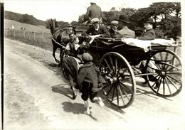GOODWOOD RACE   GIPSIES GYPSY GITANO GIPSY TSIGANE    Fonds Victor FORBIN (1864-1947) - Fotos