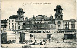 CPA - Carte Postale - Belgique - Blankenberghe - Le Casino - 1930 (M8198) - Blankenberge