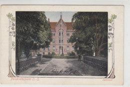Peiskretscham O.-S. - 1907 Jugendstil / Senkrechte Knick Linksseitig - Schlesien
