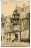 CPA - Carte Postale - Belgique - Nieupoort Bad - Zeedijk - Villa Zonnebloem  (M8199) - Nieuwpoort
