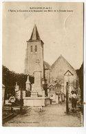 CPA  62 : ST FOLQUIN     église   A   VOIR   !!! - France