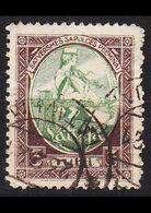 LETTLAND LATVIJA [1920] MiNr 0044 ( O/used ) - Lettland