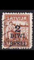 LETTLAND LATVIJA [1920] MiNr 0059 ( O/used ) - Lettland