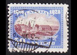 LETTLAND LATVIJA [1928] MiNr 0136 ( O/used ) - Lettonie