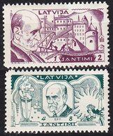 LETTLAND LATVIJA [1930] MiNr 0153,55 ( */mh ) - Lettland