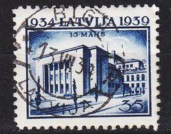 LETTLAND LATVIJA [1939] MiNr 0276 ( O/used ) - Lettland