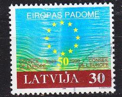 LETTLAND LATVIJA [1999] MiNr 0500 ( O/used ) Europa - Lettland