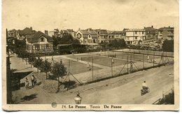 CPA - Carte Postale - Belgique - La Panne - Tennis (M8201) - De Panne