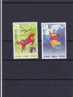 2002 - Cyprus Chypre Zypern  - Europa Cept  - YT N°998 Et 999** - 2002