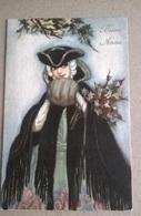 CARTOLINA DISEGNATA  BUON ANNO    (167) - Illustratori & Fotografie