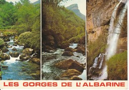 Les Gorges De L'Albarine  (legers Plis) - France