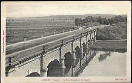 88   Golbey  Le Pont Canal Sur La Moselle - Ponts