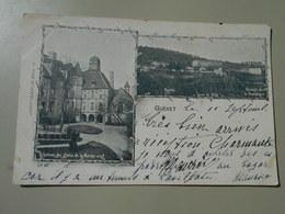 CREUSE GUERET PRECURSEUR VOYAGEE EN 1900 - Guéret