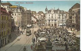 SUISSE - BASEL - Marktplatz - BS Bâle-Ville