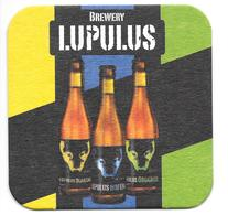 Sous-bocks Lupulus - Belgium - Belgique - Bière - Sous-bocks