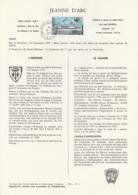 TAAF - Kerguelen - Notice N°74/75 - Navire & Porte-hélicoptères Oblit. 1e Jour Port-aux-Français 12-04-1979 - Terres Australes Et Antarctiques Françaises (TAAF)