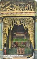 Myanmar - Birmanie - Burma - Rangoon - Carving Shwe Dagon Pagoda - Myanmar (Burma)