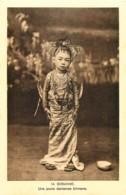 Myanmar - Birmanie - Une Jeune Danseuse Birmane - Myanmar (Burma)