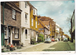 Rye: MORRIS MINI MINOR TRAVELLER, HILLMAN IMP, MINX, RILEY ELF - Watchbell Street -  (England) - Toerisme