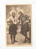 Cp, 85 ,LES SABLES D'OLONNE , Folklore,  Les Jolies Sablaises, Ed. Marsault , N° 119 ,vierge - Sables D'Olonne