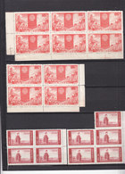 CHINA LOT 19 PIECES  WITHOUT GUM AS ISSUED - Unused Stamps