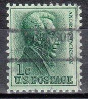 USA Precancel Vorausentwertung Preo, Locals Illinois, Morrison 841 - Vereinigte Staaten