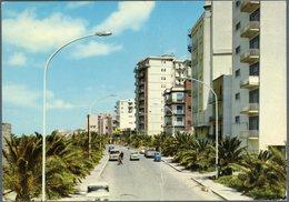 °°° Cartolina N. 36 Lungomare Mediterraneo Viaggiata °°° - Marsala