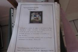 France Lettres Avec Timbres Oblitérés De L' Année 2000 34 Scans - France