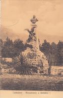 CAMAIORE - LUCCA - MONUMENTO A UMBERTO I° - VIAGGIATA - Lucca
