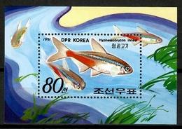 Korea 1991 Corea / Fish MNH Fische Peces Poissons / Cu12515  41 - Peces