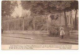 MARCHIENNE AU PONT. CERCLE SAINT EDOUARD. RUE DE CHATELET..... - Belgique