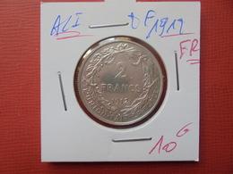 Albert 1er. 2 Francs ARGENT 1912 FR JOLIE QUALITE - 1909-1934: Albert I