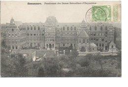 BONSECOURS. PENSIONNAT DES DAMES BERNARDINES D' ESQUERMES - Belgique