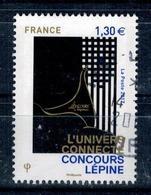 2017 N 5141 CONCOURS LEPINE OBLITERE CACHET ROND  #228# - Oblitérés