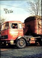Cp Mercedes Lastwagen, Maffre, Saint Eloi - Postcards
