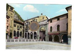S6598 TREVISO VITTORIO VENETO PIAZZA FLAMINIO E MUSEO DEL CENEDESE - Treviso