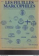 Feuilles Marcophiles  Année Complete 1980-1989 N°220 à 259  : 40 N° - Français (àpd. 1941)