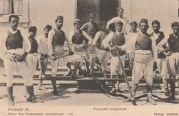 Pompiers Irréguliers - Turquie