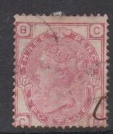 Great Britain SG 143 1873 3d Rose, Used - 1840-1901 (Victoria)
