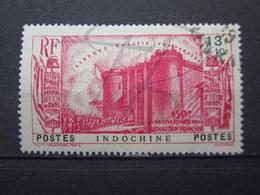 VEND BEAU TIMBRE D ' INDOCHINE N° 212 !!! - Indochine (1889-1945)