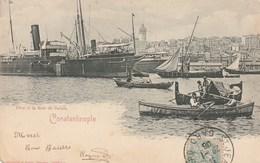 Constantinople - Péra Et La Tour De Galata - Turquie