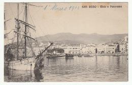 SAN REMO - Molo E Panorama - San Remo