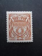 FRANCE Armoirie De Reims N°535 Neuf ** - 1941-66 Armoiries Et Blasons