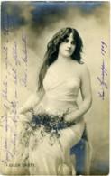 GILDA DARTY  Attrice Di Teatro  Da Busto Arsizio Per Pisa 1909 - Actores