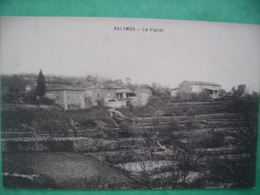 07 Ardeche Salymes Le Vignal - Frankreich